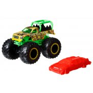 Hot Wheels Monster Trucks - Metalowy pojazd Operation Stomp Transport GJF12