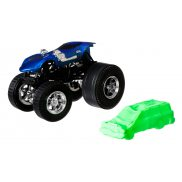 Hot Wheels Monster Trucks - Metalowy pojazd Twin Mill GWJ97