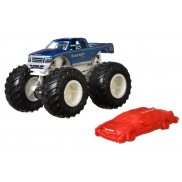 Hot Wheels Monster Trucks - Metalowy pojazd Bigfoot GJF02