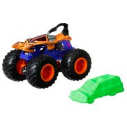 Hot Wheels Monster Trucks - Metalowy pojazd Scorpedo GJD89