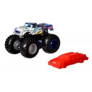 Hot Wheels Monster Trucks - Metalowy pojazd Bigfoot 45th Anniversary GJD98