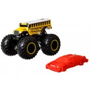 Hot Wheels Monster Trucks - Metalowy pojazd Too S'Cool GJD88