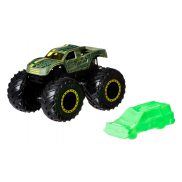 Hot Wheels Monster Trucks - Metalowy pojazd Tactical Unit GJF13