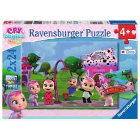Ravensburger - Puzzle Cry Babies Magic Tears 2x24 elem. 051038