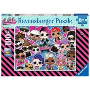 Ravensburger - Puzzle XXL LOL Surprise 100 elem. 128822