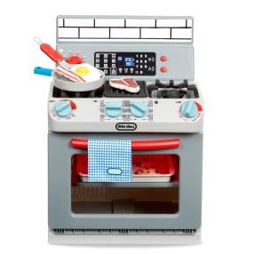 Little Tikes - Pierwszy piekarnik kuchenka dla dzieci Światło Dźwięk 651403