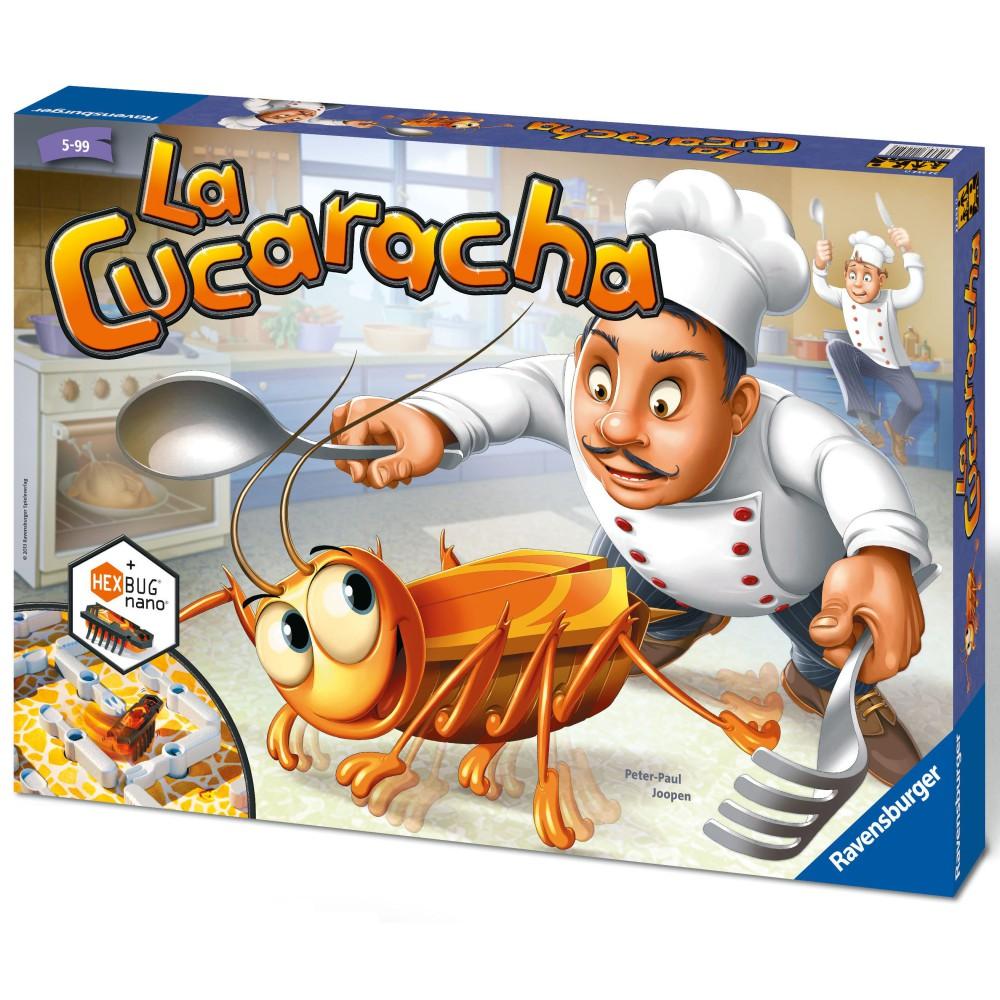 Ravensburger - Gra La Cucaracha 222520