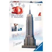 Ravensburger - Puzzle 3D Empire State Building 125531