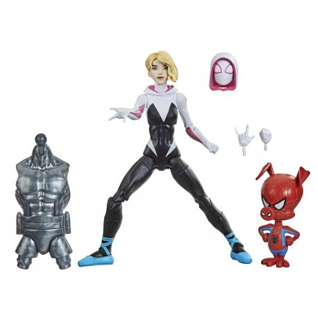 Hasbro Marvel Legends - Spider-Man: Into the Spider-Verse Figurka 15 cm Gwen Stacy and Spider-Ham F0255