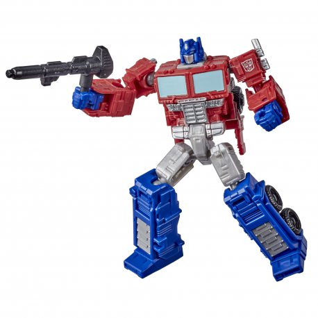 Hasbro Transformers Generations War for Cybertron - Kingdom Core Class WFC-K1 Optimus Prime F0662