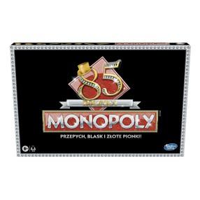 Hasbro - Gra Monopoly Edycja specjalna 85 Rocznica Wersja Polska E9983