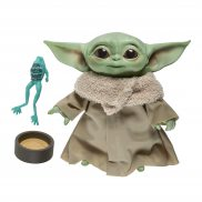 Hasbro Star Wars Mandalorian The Child - Interaktywna Figurka Baby Yoda F1115