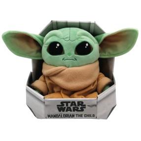 Disney Star Wars - Maskotka Mandalorian Baby Yoda 25 cm 5875779