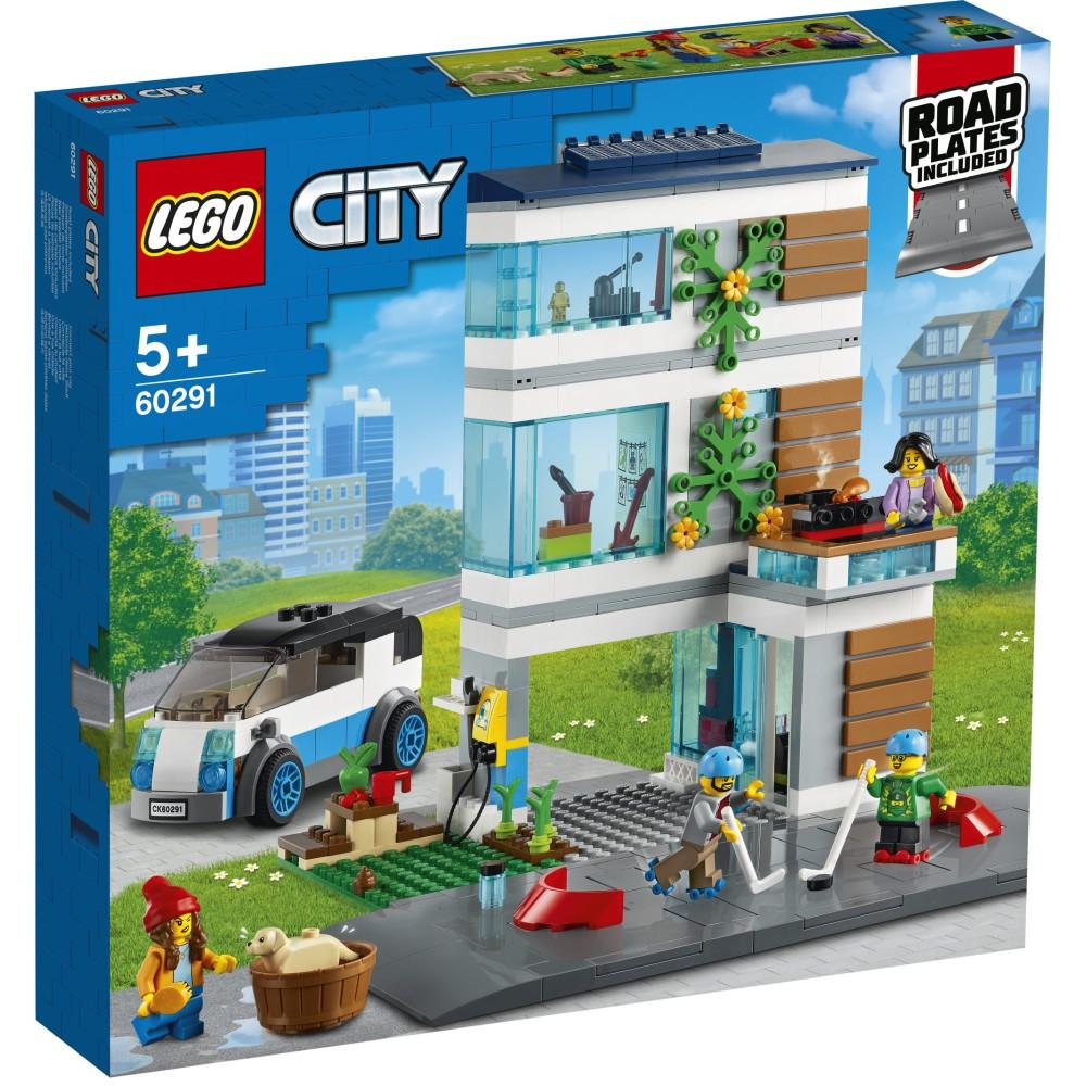 LEGO City - Dom rodzinny 60291