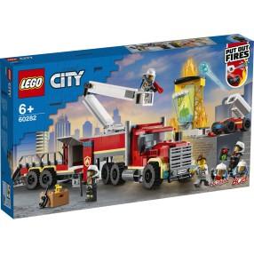 LEGO City - Strażacka jednostka dowodzenia 60282