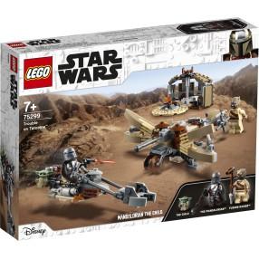 LEGO Star Wars - Kłopoty na Tatooine 75299