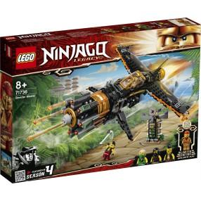 LEGO Ninjago - Kruszarka skał 71736