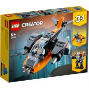 LEGO Creator - Cyberdron 31111