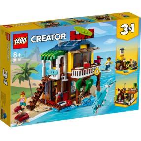 LEGO Creator - Domek surferów na plaży 31118