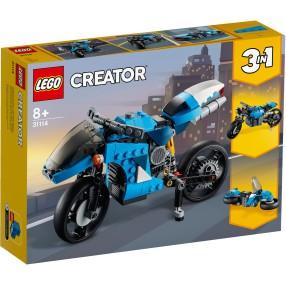LEGO Creator - Supermotocykl 31114
