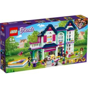 LEGO Friends - Dom rodzinny Andrei 41449