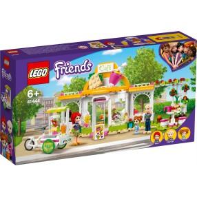 LEGO Friends - Ekologiczna kawiarnia w Heartlake City 41444