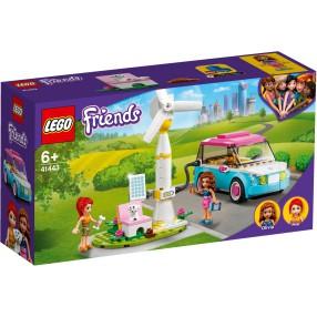 LEGO Friends - Samochód elektryczny Olivii 41443