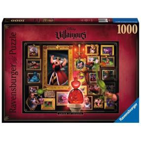 Ravensburger - Puzzle Disney Villainous Królowa Kier 1000 elem. 150267