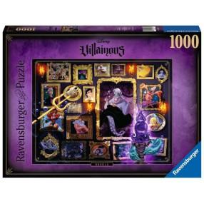 Ravensburger - Puzzle Disney Villainous Urszula 1000 elem. 150274