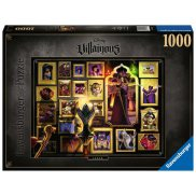 Ravensburger - Puzzle Disney Villainous Jafar 1000 elem. 150236