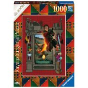 Ravensburger - Puzzle Harry Potter 4 1000 elem. 165186