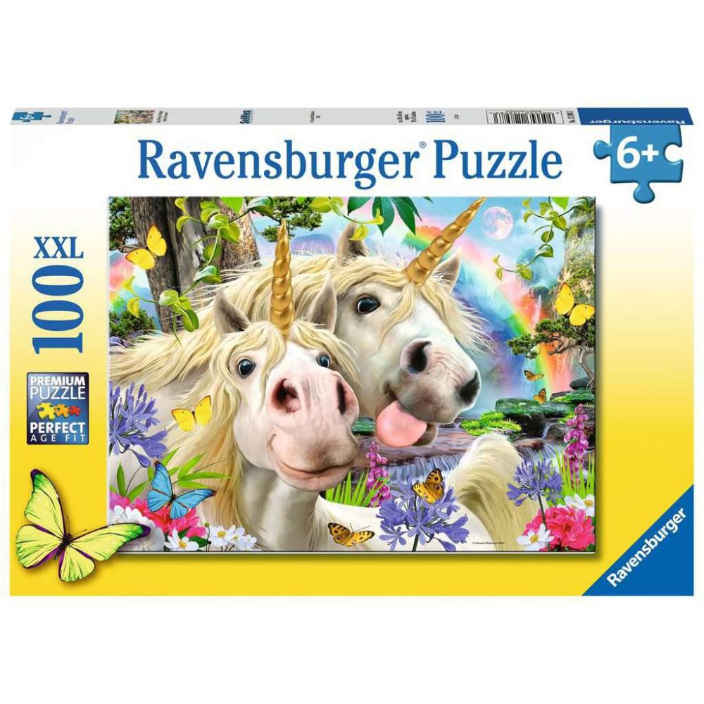 Ravensburger - Puzzle XXL Don't Worry Be Happy 100 elem. 128983