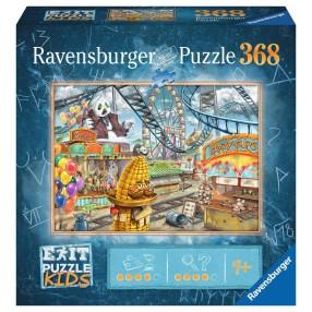 Ravensburger - Puzzle Exit Kids Park rozrywki 368 elem. 129263