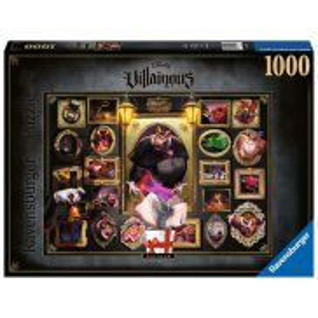 Ravensburger - Puzzle Disney Villainous Ratigan 1000 elem. 165216