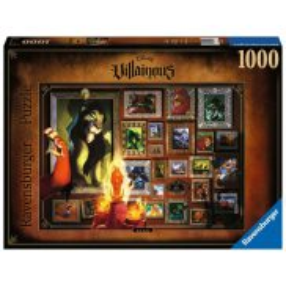 Ravensburger - Puzzle Disney Villainous Skaza 1000 elem. 165247