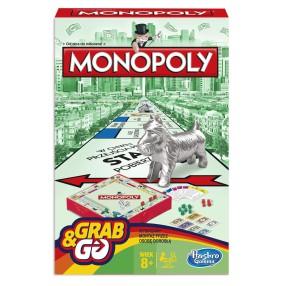 Hasbro - Monopoly kieszonkowe B1002