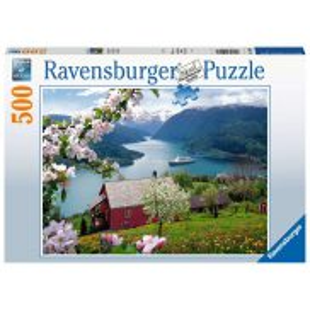 Ravensburger - Puzzle Skandynawska idylla 500 elem. 150069