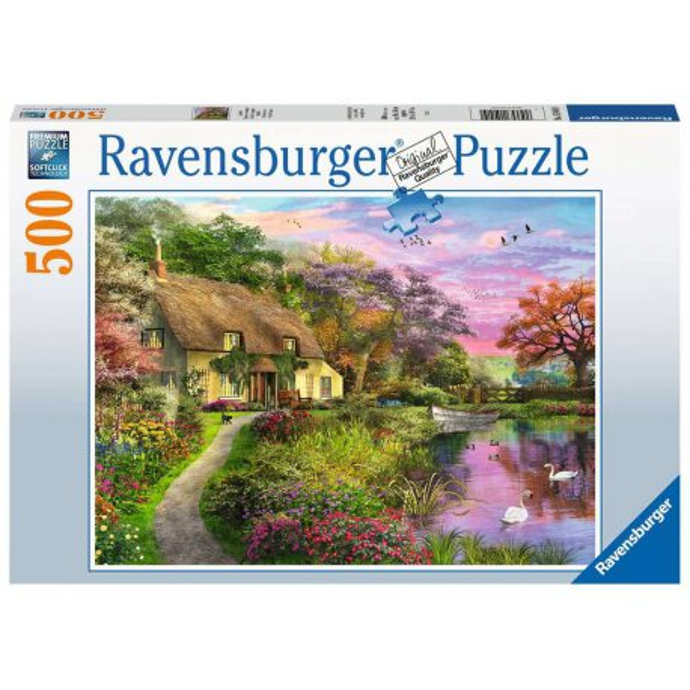 Ravensburger - Puzzle Wiejska sielanka 500 elem. 150410