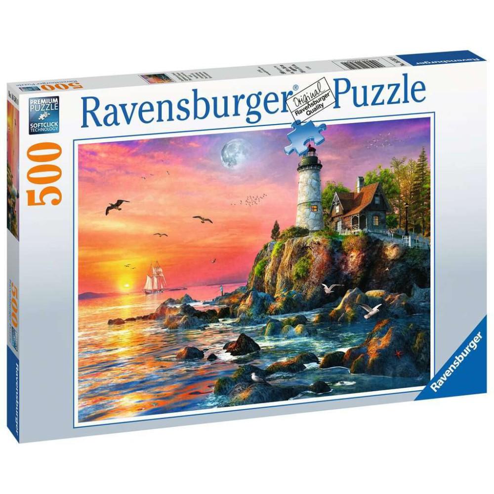 Ravensburger - Puzzle Woda 500 elem. 165810
