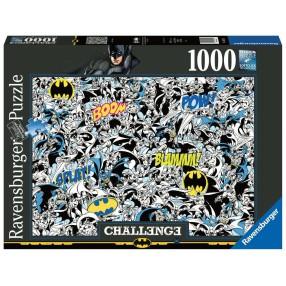 Ravensburger - Puzzle Challenge Batman 1000 elem. 165131