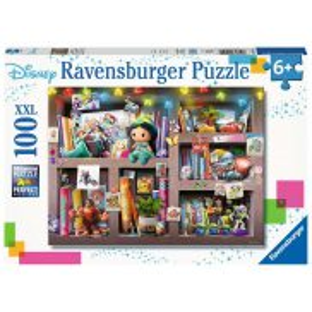 Ravensburger - Puzzle XXL Bohaterowie Disney'a 100 elem. 104109