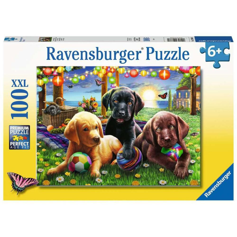 Ravensburger - Puzzle XXL Psy 100 elem. 128860