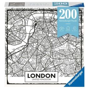 Ravensburger - Puzzle Moment Londyn 200 elem. 129638