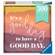 Ravensburger - Puzzle Moment Good day 300 elem. 129652
