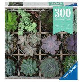 Ravensburger - Puzzle Moment Rośliny 300 elem. 129676