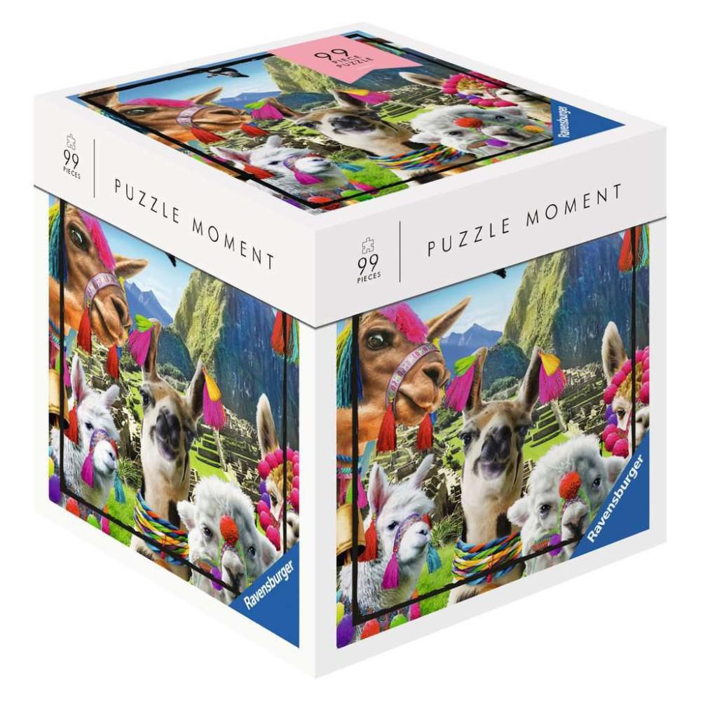 Ravensburger - Puzzle Moment Lama 99 elem. 165360