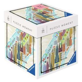 Ravensburger - Puzzle Moment Nowy Jork 99 elem. 165377