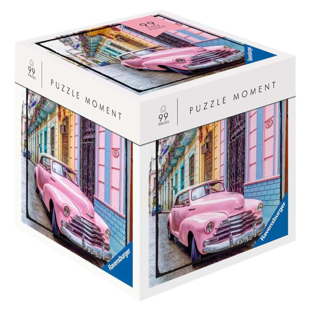 Ravensburger - Puzzle Moment Kuba 99 elem.165384