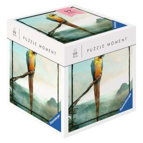 Ravensburger - Puzzle Moment Papuga 99 elem. 165391
