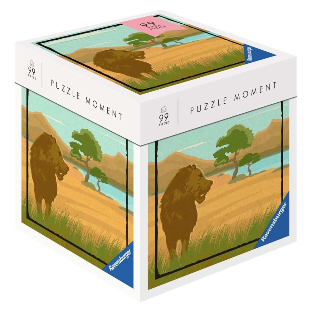 Ravensburger - Puzzle Moment Safari 99 elem. 165407